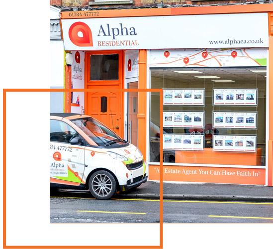 Alpha Estate Agents in Egham