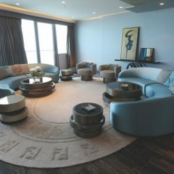 DAMAC Residenze with interiors by Fendi Casa